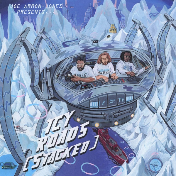 Joe Armon-Jones - Icy Roads (Stacked) Vinyl