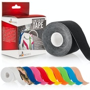 Proworks Kinesiology Sports Tape - Black