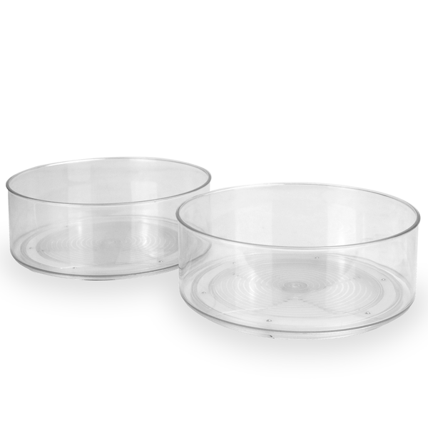 Set of 2 Revolving Organisers | Pukkr