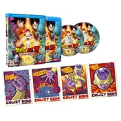 Dragon Ball Z Resurrection F Collectors Edition Blu-ray