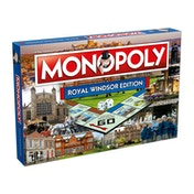Royal Windsor Monopoly Board Game
