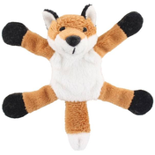 Plush Fox Magnet