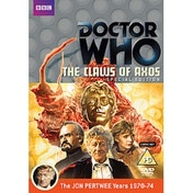Doctor Who Claws Of Axos Special Edition DVD