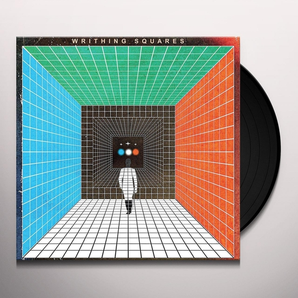 Writhing Squares - Chart For The Solution 2021 Vinyl