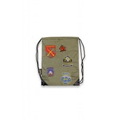 Official Call of Duty Division Patches Drawstring Bag