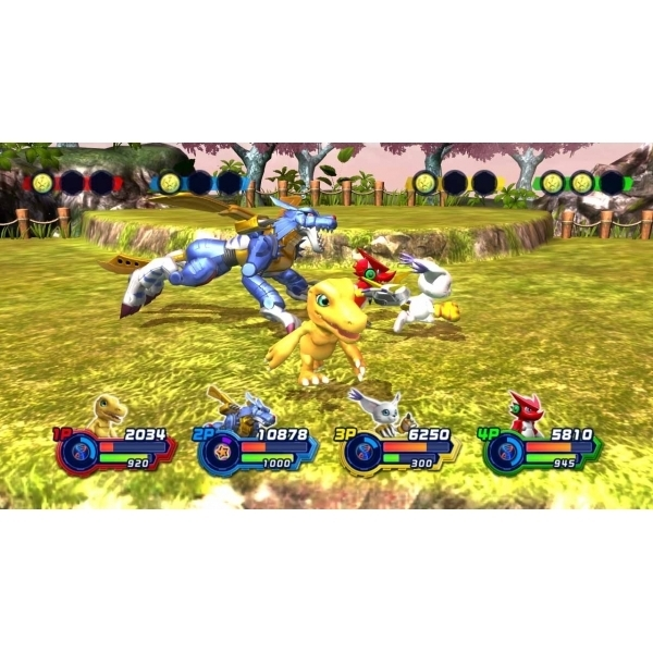 Digimon All Star Rumble Xbox 360 Game - Image 3