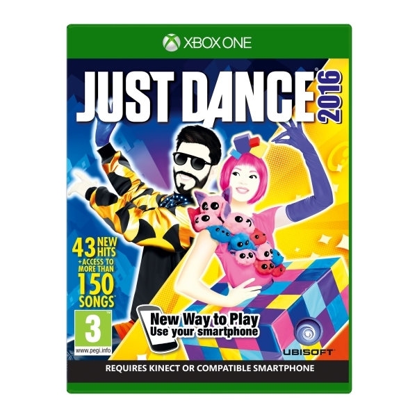 Just Dance 2016 Xbox One Game