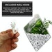 Hanging Diamond Glass Terrarium - Set of 2 | M&W - Image 4