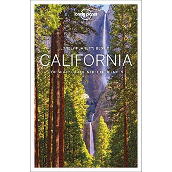 Lonely Planet Best of California  Paperback / softback 2018