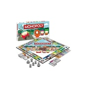 Ex-Display Monopoly South Park Board Game Used - Like New
