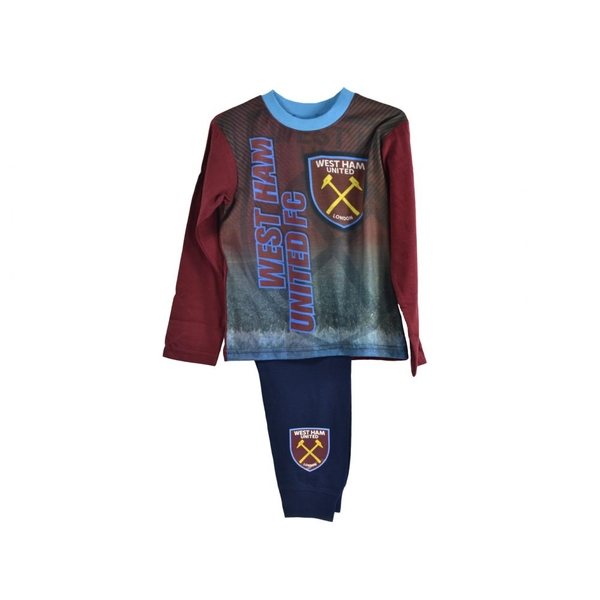 West Ham Pyjamas BOYS 5/6 yrs
