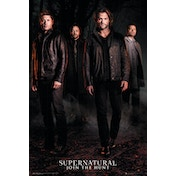 Supernatural Season 12 Key Art Maxi Poster