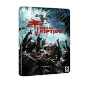 Dead Island Riptide Game + Steel Book Case PS3