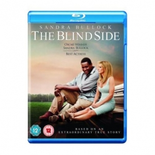 The Blind Side 2010 Blu-Ray