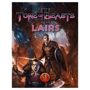 Tome of Beasts 2: Lairs by Jeff Lee, Phillip Larwood (Paperback, 2020)