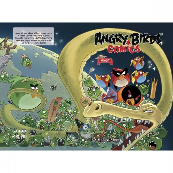 Angry Birds Comics  Volume 6: Wing It Hardcover