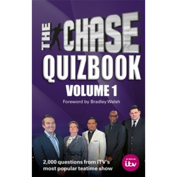 The Chase Quizbook Volume 1 : The Chase is on!