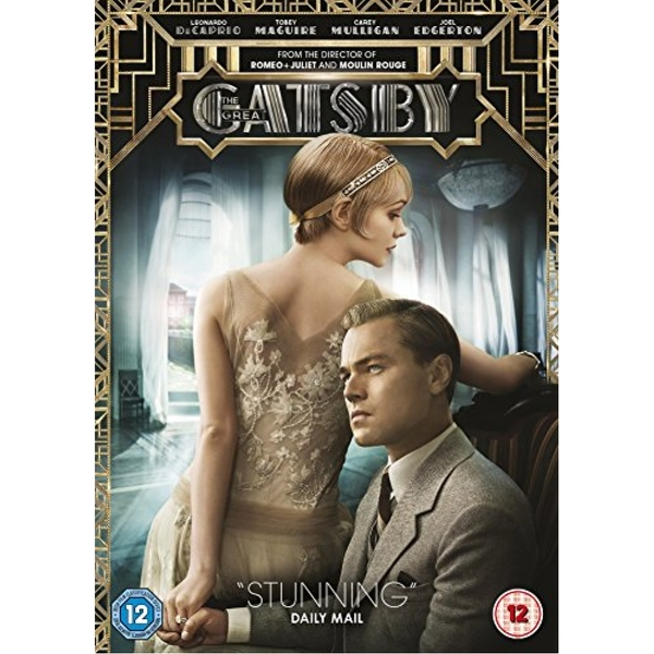 The Great Gatsby DVD