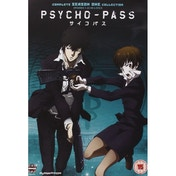 Psycho-Pass - Complete Series One Collection DVD