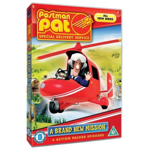 Postman Pat Special Delivery DVD