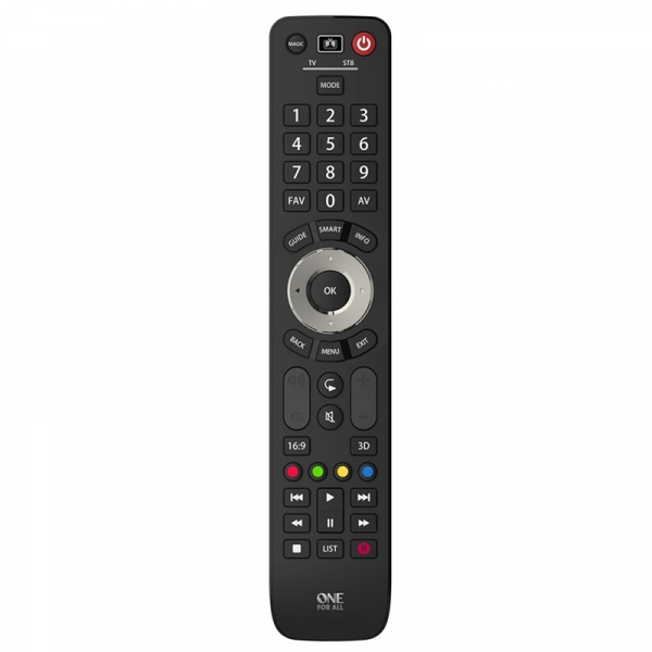 Image of One For All URC7125 Evolve 2-in-1 Remote Control