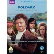 Poldark - Complete Collection DVD