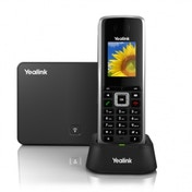 Yealink W52P LCD Wireless handset Black