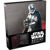 Star Wars Destiny TCG: Captain Phasma Dice Binder