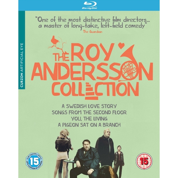 The Roy Andersson Collection Blu-ray