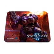 SteelSeries QcK Gaming Surface Star Craft II Tychus Findlay Limited Edition PC