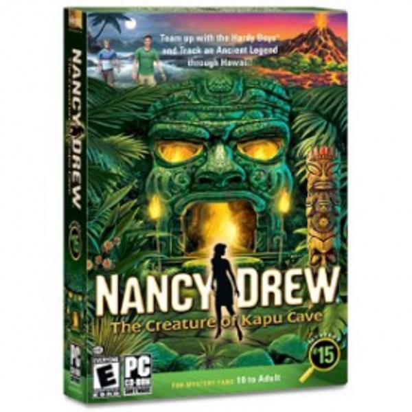 Nancy Drew Creature Of Kapu Cave Game PC
