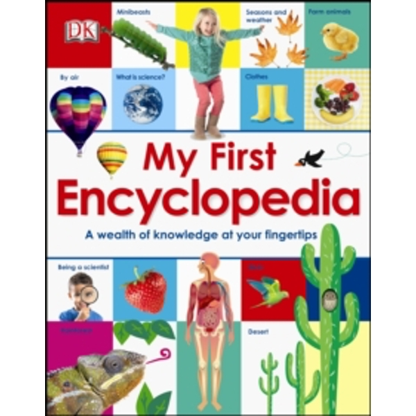 My First Encyclopedia by DK (Hardback, 2013)