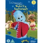 In The Night Garden Wake Up Igglepiggle DVD