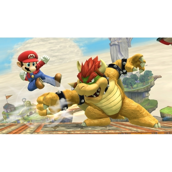 Super Smash Bros Wii U Game - Image 2