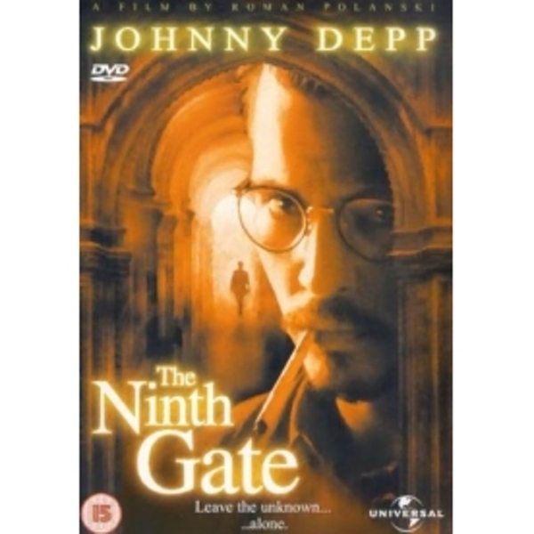 The Ninth Gate DVD