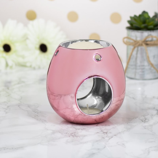 Wax/oil Warmer Pink by Lesser & Pavey
