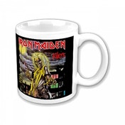 Iron Maiden Killers Boxed Mug