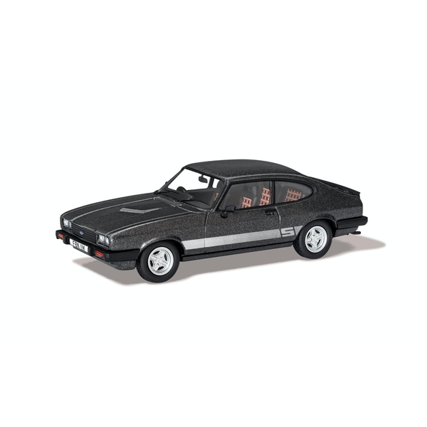 Corgi Ford Capri Mk3 3 S Graphite Grey Diecast Model
