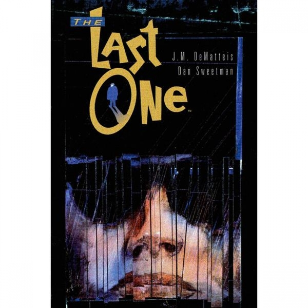 Last One Hard Cover (IDW Edition)