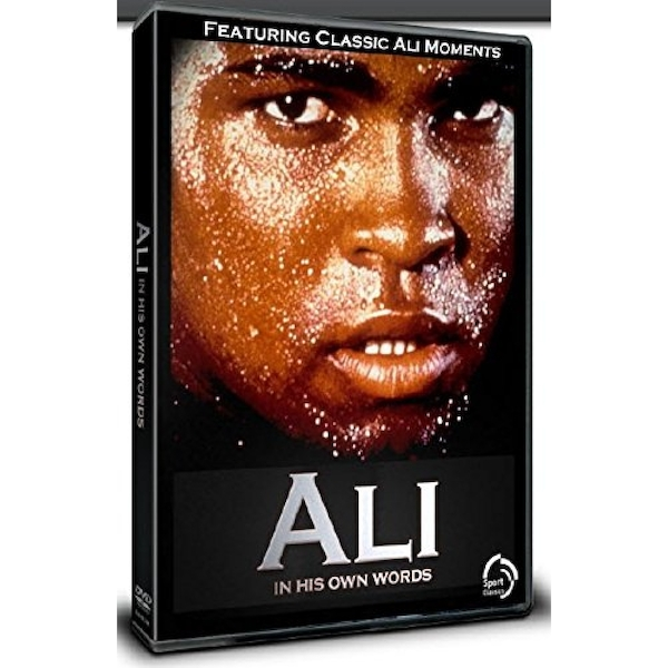 Ali In His Own Words DVD