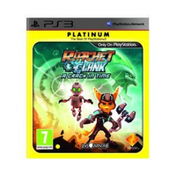Ratchet & Clank A Crack In Time Game (Platinum) PS3