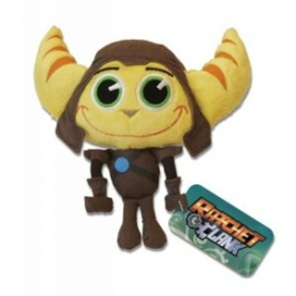 Ratchet Clank 7 Ratchet Plush Shop4megastore Com