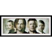 Supernatural Group Collector Print