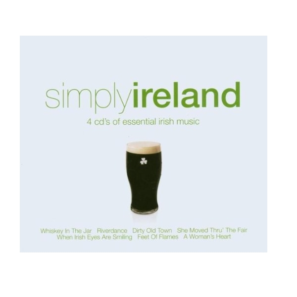 Simply Ireland 4CD