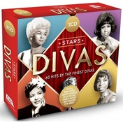 Various Artists - Stars The Divas CD