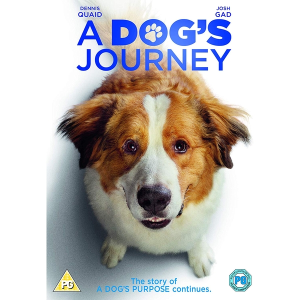 A Dog's Journey DVD