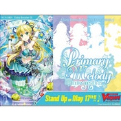 CardFight Vanguard TCG: Primary Melody Extra Booster Box (12 Packs)