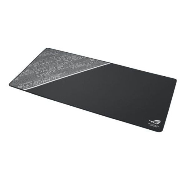 Image of Asus ROG SHEATH BLK Mouse Pad, Smooth Surface, Non-Slip ROG Rubber Base, Anti-Fray, 900 x 440 x 3 mm, Black