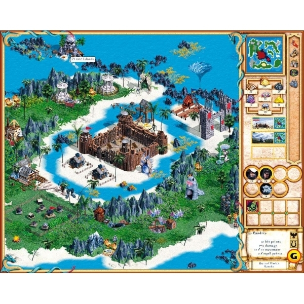 Heroes Of Might and Magic Collection (Exclusive) Game PC - Image 3