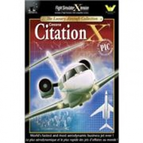 The Luxury Aircraft Collection Cessna Citation X Game PC